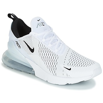 Shoes Men Low top trainers Nike AIR MAX 270 White / Black