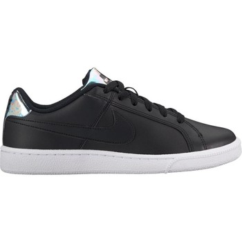 Shoes Women Low top trainers Nike Women's  Court Royale Shoe NEGRO