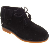 Shoes Women Ankle boots Hush puppies Cala Catelyn Black Suede