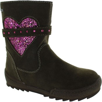 Shoes Girl Ankle boots Lurchi 33-14620-27 Brown
