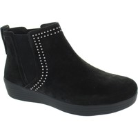 Shoes Women Ankle boots FitFlop Superchelsea Black