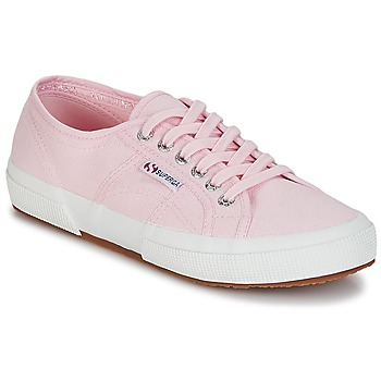 Shoes Women Low top trainers Superga 2750 COTU CLASSIC Pink