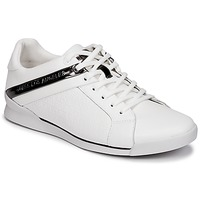 Shoes Men Low top trainers Guess NEW GEORG White