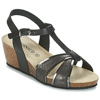 Shoes Women Sandals Rondinaud VALIRA-NOIR Black