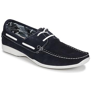 Shoes Men Boat shoes So Size ELIZA Marine