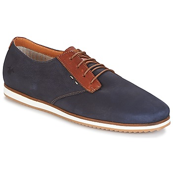 Shoes Men Derby Shoes Kost VOYAGEUR 19A Marine