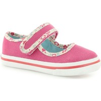 Shoes Children Low top trainers Gioseppo Geiser Fucshia
