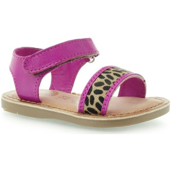 Shoes Children Sandals Gioseppo Alici Fuxia