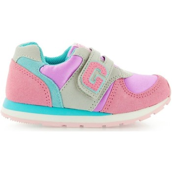 Shoes Children Low top trainers Gioseppo Pół Pinturera Pinkblue