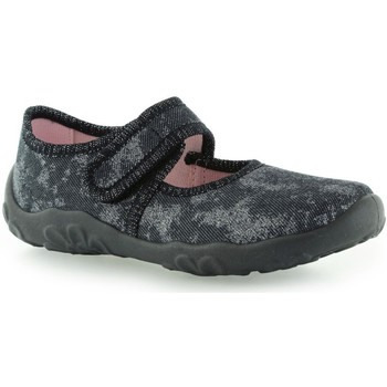 Shoes Children Flat shoes Superfit 0028100 Textil Schwarz