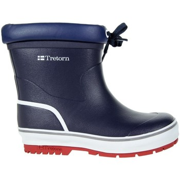Shoes Children Wellington boots Tretorn Ideal Child Navy