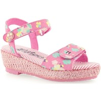 Shoes Children Sandals Tommy Hilfiger Sue 4D Pema Shocking Pink Pink