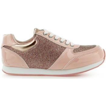 Shoes Children Low top trainers Mayoral Pół Running Glitter Pink