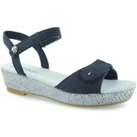 Shoes Children Sandals Tommy Hilfiger Sue 4D Midnight Celadon-Black