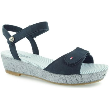 Shoes Children Sandals Tommy Hilfiger Sue 4D Midnight