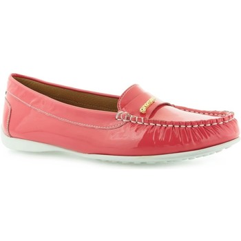 Shoes Women Boat shoes Gino Rossi DMF705 Pink