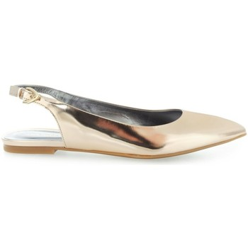 Shoes Women Flat shoes Gino Rossi DAG328 Golden