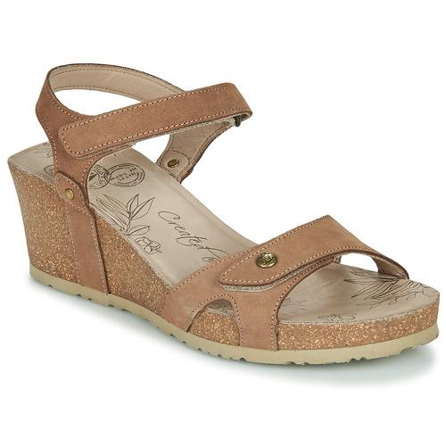 Shoes Women Sandals Panama Jack JULIA Brown