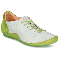 Shoes Women Low top trainers Think CAVAER Grey