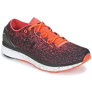 Shoes Men Running shoes Under Armour BANDIT Pink / Black