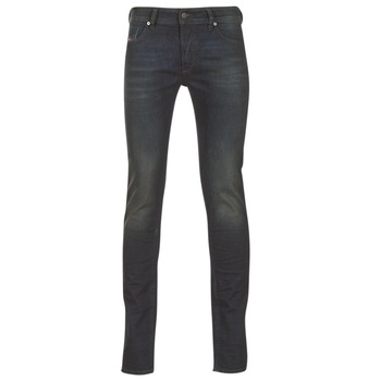 Clothing Men Skinny jeans Diesel SLEENKER Blue / 0842q