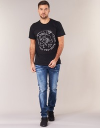 Clothing Men slim jeans Diesel THOMMER Blue / 084mx