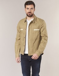Clothing Men Jackets Scotch & Soda BROLAN Beige