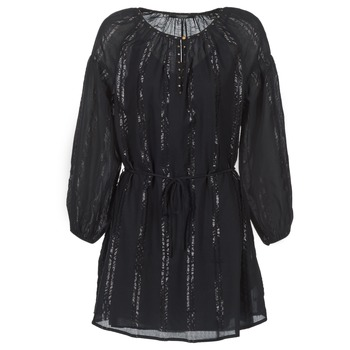 Clothing Women Short Dresses Maison Scotch DRAGUO Black