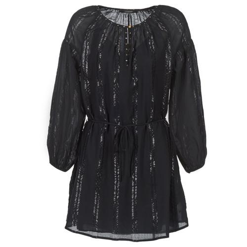 Clothing Women Short Dresses Maison Scotch DRAGUO Black