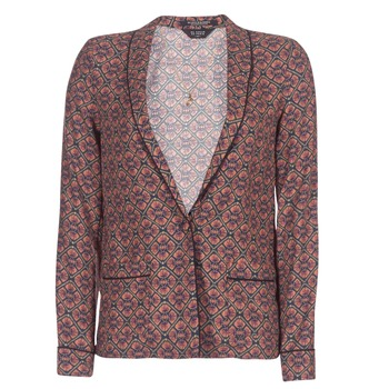 Clothing Women Jackets / Blazers Scotch & Soda FROGK Prune