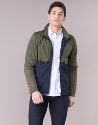 Clothing Men Jackets Scotch & Soda OFENON Marine / Kaki