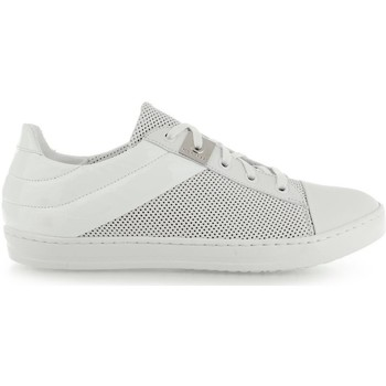 Shoes Women Low top trainers Gino Rossi Pół Cola DPG809 White