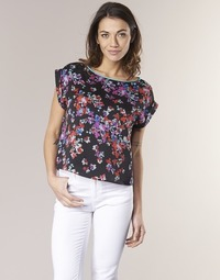 Clothing Women Tops / Blouses Emporio Armani MORI Multicoloured