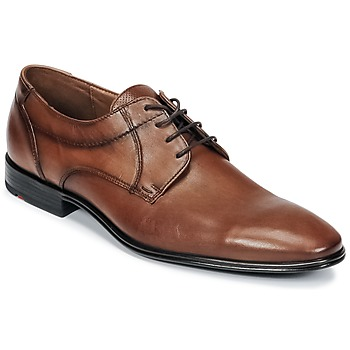 Shoes Men Derby Shoes Lloyd OSMOND Cognac