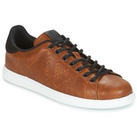 Shoes Men Low top trainers Victoria DEPORTIVO PU CONTRASTE Brown