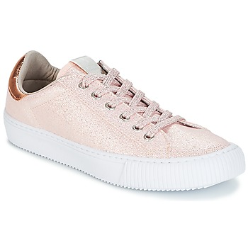 Shoes Women Low top trainers Victoria DEPORTIVO LUREX Pink