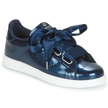 Shoes Women Low top trainers Victoria DEPORTIVO CHAROL  BANERAS Blue
