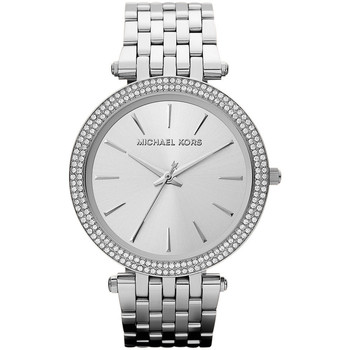 Watches Women Analogue watches MICHAEL Michael Kors - MK3190 - Silver Silver