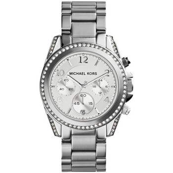 Watches Women Analogue watches MICHAEL Michael Kors - MK5165 - Silver Silver