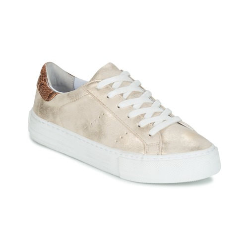 Shoes Women Low top trainers No Name ARCADE GLOW Beige