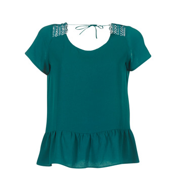Clothing Women Tops / Blouses Betty London INOTTE Green