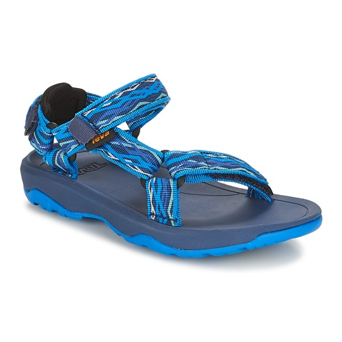 Shoes Children Sandals Teva HURRICANE XLT 2 Blue
