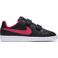 Shoes Girl Low top trainers Nike Girls' Court Royale (PS) Pre-School Shoe NEGRO