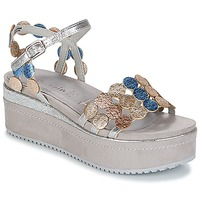 Shoes Women Sandals Tamaris BACAPOU Grey