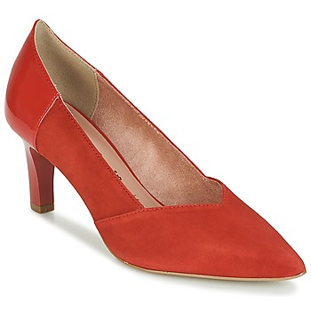 Shoes Women Heels Tamaris TACAPI Red