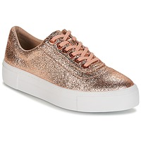 Shoes Women Low top trainers Tamaris FACAPI Pink