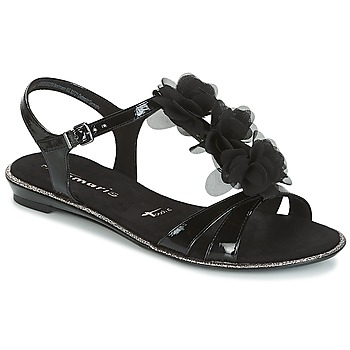 Shoes Women Sandals Tamaris GACAPI Black