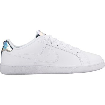 Shoes Women Low top trainers Nike Women's  Court Royale Shoe BLANCO