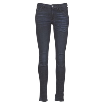 Clothing Women Skinny jeans G-Star Raw 5622 MID SKINNY Blue