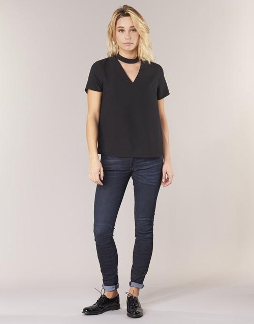 Clothing Women Skinny jeans G-Star Raw 5622 MID SKINNY Leunt / Kbkqd